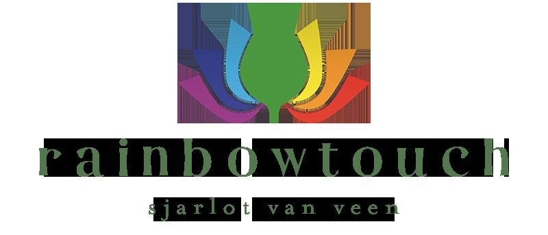 logo rainbow touch